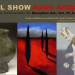 AVAA Fall Show Now on Display