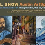 FALL SHOW Reception RESCHEDULED DUE TO WEATHER