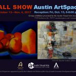 AVAA Fall Show Opens Friday, Oct. 13